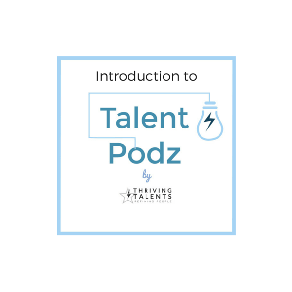 Introduction to talentpodz cover art