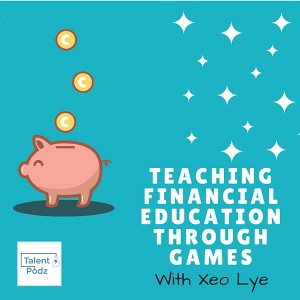 Teaching Financial Education with Games