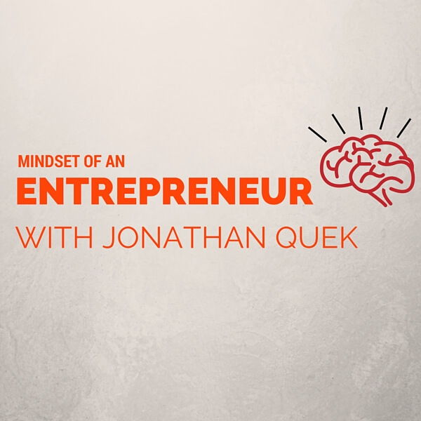 Mindset of an entrepreneur Cover art